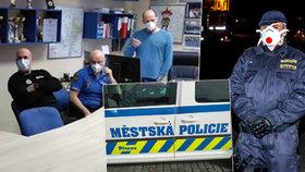 Strážníci musí pracovat bez ochranných pomůcek: Stát nám žádné neposkytne a nakoupit nám nedovolí!