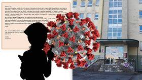 Koronavirus ve Frýdku-Místku: Gynekologie, kterou zavřeli kvůli nakažené sestřičce, opět funguje