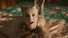 Nejhorší film všech dob? Kočky posbíraly rekordní počet cen Zlaté maliny!