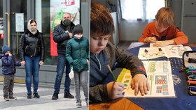 Koronavirus zavřel školy: Zápisy budou bez dětí, zadat úkoly nestačí, kantoři jsou online