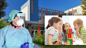 """Koronavirus: V Praze jsou otevřené školky pro děti z """"první linie"""". Jaká jsou tam opatření?"""