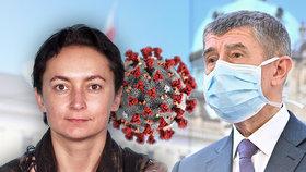 """Odhalila nákazu, pak dostala stopku. """"Zakázaná"""" lékařka může zase odhalovat koronavirus"""