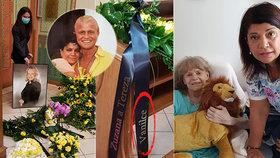 Přiznání partnerky Dana Nekonečného (†52) po pohřbu Pilarové (†80): Proč jí říkala Vanilko?