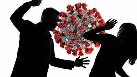Tak se bojí koronaviru, že manželku drhnul dezinfekcí! Navíc ji zbil, protože chodí do práce