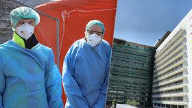 Medici prázdniny nemají: Stovky jich pracují v pražských nemocnicích