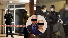 Podezřelý z vraždy Markéty v Letňanech konečně v Praze: Tomášovi (35) hrozí 18 let natvrdo!