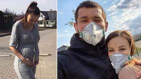 Tchány jen tak nepozná! Silák Muradov těhotnou Bagárovou rodině neukáže
