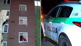 Krvavá bilance se zdvojnásobila: V bytovce s mrtvým mužem našli další tělo!