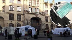"""Přes dva tisíce dobrovolníků pomáhá seniorům v Praze: Jejich prosby jsou """"zamluvené"""" během vteřin"""