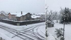 Mráz v Česku: Arktické proudění srazilo teploty až k -13°C. Kdy se znovu oteplí?