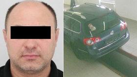 Ivan podezřelý z vraždy ženy unikal policii 13 hodin: Soused promluvil