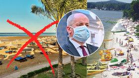 Zákaz cestování hrozí i na rok: Místo exotiky Mácháč a kolaps cestovek kvůli koronaviru?