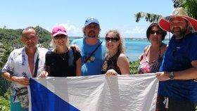 Iveta s manželem uvízla v exotickém ráji na Tahiti: Lety nám rušili bez náhrady