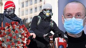 V Česku onemocní 15 tisíc lidí. Experty těší ochrana seniorů a zmínili optimismus