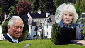 Monarchie v karanténě! Charles s Camillou se na ranči vyhýbají i jeden druhému