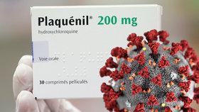 Lék na zpomalení účinků koronaviru: O víkendu lidé brali až 14 balení na předpis