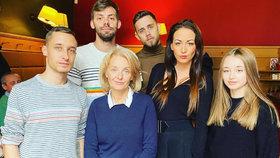 Veronika Žilková hlásí z izraelské karantény: Očekáváme přírůstek do rodiny!
