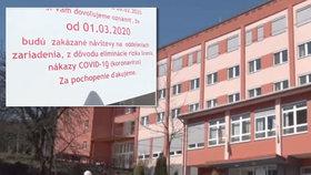 Pracovnice domova důchodců má koronavirus: Desítky lidí skončily v karanténě!