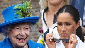 Konec dluhů vůči královně! Meghan a Harry sáhli hluboko do kapsy