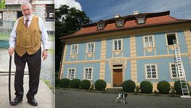 Schwarzenberg v izolaci na zámku: Když se nakazím, umřu. Čuměl jsem, že Babiš vytáhl Boha