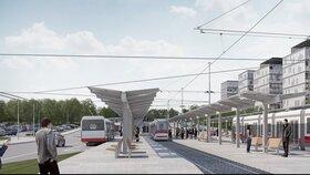 Brno plánuje metro! Od zoologické zahrady se můžete svézt až do Bystrce