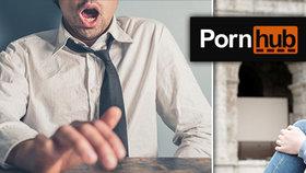 Porno zdarma: Pornhub v boji proti koronaviru rozdává prémiovku už i Čechům