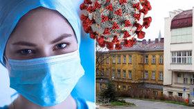 Seniorka (†71) podlehla koronaviru: Ležela na běžném oddělení, kolik se nakazilo zdravotníků?!
