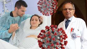 Ženy šílí kvůli zákazu partnera u porodu: Chceme rodit doma! Co na to přední porodník Pařízek?