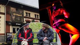 Největší pražský nevěstinec střechou pro bezdomovce? Primátor vyřkl verdikt