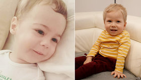 Dojatí rodiče Ríši, který dostal nejdražší lék, děkují dárcům: Pomoc dál potřebuje Maxík i Oliverek!