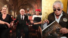 Fotograf Jan Saudek chystá oslavu půlkulatin: Vydá knihu za 85 tisíc!