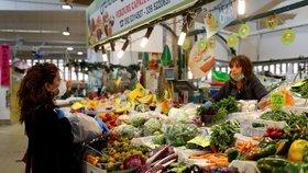 """""""Už nemáme peníze!"""" Italové jsou na pokraji sil, pomoct mají potravinové lístky"""
