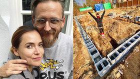 Odhalení Třeštíkové: V karanténě staví dům! Konec bydlení v centru Prahy