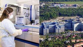 Výsledek do 30 minut: V Motole testují, jestli jsou rychlejší testy na koronavirus spolehlivé