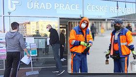 Vlna propouštění v Česku: Zvažuje ho čtvrtina firem, vyhazov hrozí tisícům lidí