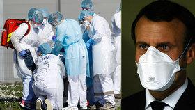 """""""Nakažení seděli volně v čekárně,"""" šokují lékaři. Francouzskou vládu ženou k soudu"""