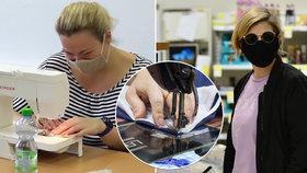 Česko jako pozitivní příklad: Americký vědec vyzývá k nošení roušek i jejich domácí výrobě