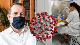 Rektor Univerzity Karlovy v Praze Tomáš Zima: Musíme testovat a testovat! Státu s tím pomůžeme
