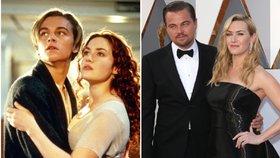 Filmové páry, které jsme milovaly! Jak vypadají dnes a kdo nemusel lásku předstírat?