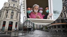 Babičky radí, jak přežít karanténu: Pomůže trpělivost a nebýt celý den v pyžamu