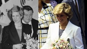 Už princezna Diana recyklovala své oblečení! Jste zvědaví, které oblékla vícekrát?