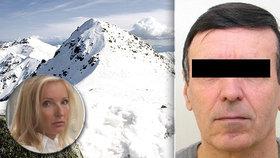 Velký smutek Petry Paroubkové: Její oblíbený učitel zahynul při túře v Nízkých Tatrách!