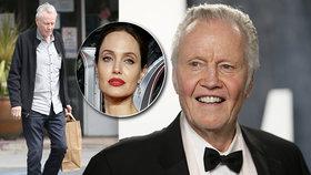 Podivné chování otce (81) Angeliny Jolie: Nenosí roušku a spoléhá se na Boha!