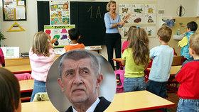Premiérova slova o znovuotevření škol vyvolala vlnu bouřlivých reakcí: Děti metr od sebe?!