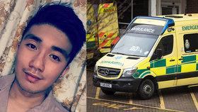 Zemřel další zdravotník s koronavirem: V nemocnici ho prý nutili pracovat, i když mu bylo zle