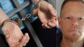 Sexuálního predátora propustili z vězení: Bojí se, že by chytil koronavirus!