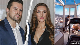 """Taťáňa Makarenko po rozchodu s Bahenským: Luxusní byt """"za hubičku"""" díky koronaviru!"""