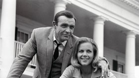 Smrt krásné bond girl Honor Blackmanové (†94): Za co zkritizovala Conneryho?