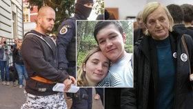 """Vrah Kuciaka a Martinky měl dostat doživotí! Rodiče snoubenců rozhořčil """"směšný"""" trest"""