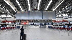 Letiště Praha chystá obří propouštění! Bez práce kvůli koronavirové krizi skončí až 450 lidí